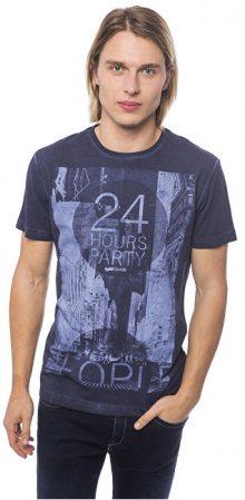 GAS Pánské tričko Blue Shadow 542857 182037sp M