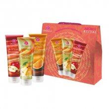 Dermacol Aroma Ritual mix sprchových gelů 3 x 250 ml dárková sada