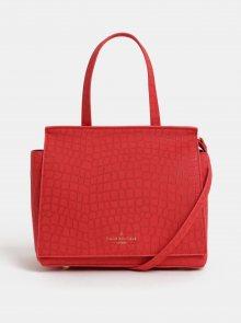 Červená kabelka s krokodýlím vzorem Paul\'s Boutique Kaila