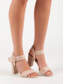 Dámské sandály 3318