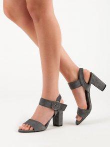 VINCEZA Dámské sandály LE19-2883G