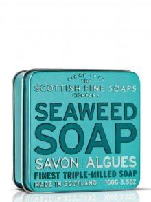 Scottish Fine Soaps Scottish Fine Soaps Mýdlo v plechu - Mořská řasa 100g\n\n