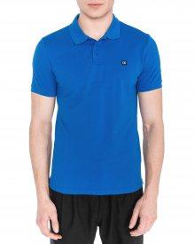 Polo triko Calvin Klein | Modrá | Pánské | S