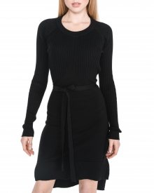 String Šaty Diesel | Černá | Dámské | S