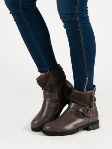 Dámské kotníčkové boty 6761