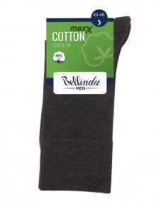 Bellinda Pánské ponožky COTTON MAXX MEN SOCKS BE497563-926\n\n