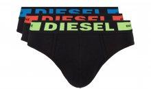 Slipy 3 ks Diesel   Černá   Pánské   L