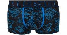 Boxerky Diesel | Černá Modrá | Pánské | L