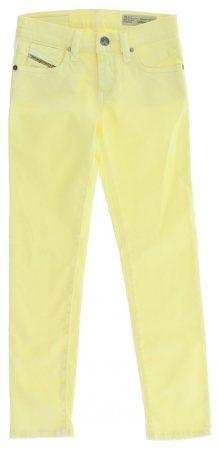 Jeans dětské Diesel | Žlutá | Dívčí | 7 let