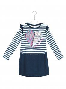 Lincoln Šaty dětské Desigual | Modrá | Dívčí | 5-6 let