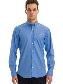 Galvanni Pánská košile GLVWM10340341IGHT BLUE\n\n