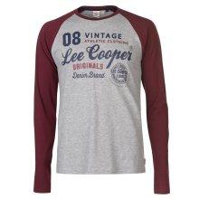 Pánské trendy tričko Lee Cooper