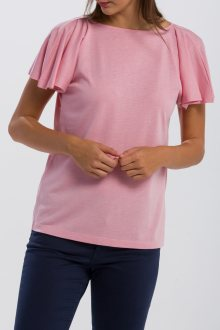 TRIČKO GANT O2. BACK V-NECK TOP