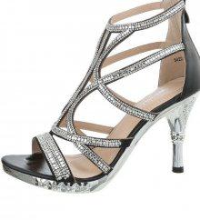 Dámské elegantní boty na podpatku