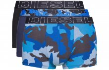 Boxerky 3 ks Diesel | Modrá | Pánské | L