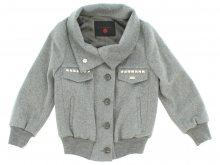 Kabát dětský John Richmond | Šedá | Dívčí | 6 let