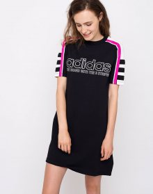 adidas Originals Tee Dress Black 38