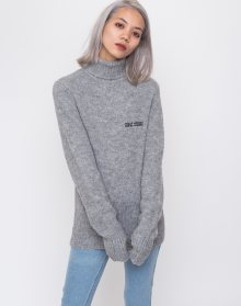 Cheap Monday Tap knit Echologo Grey Melange S