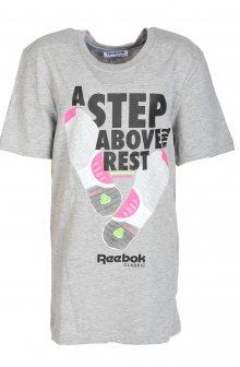 Chlapecké stylové tričko Reebok