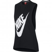 Nike W Nsw Essntl Tank Ss Hbr Ssnl černá M