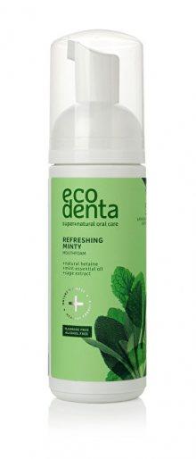 Ecodenta Pěnová ústní voda Refreshing Minty (Oral Care Foam) 150 ml