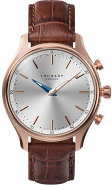 Kronaby Vodotěsné Connected watch Sekel A1000-2748