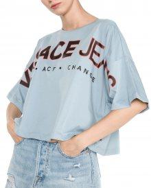 Triko Versace Jeans | Modrá | Dámské | M