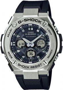 Casio G-Shock G-Steel GST-W310-1AER Solar Rádiově řízené