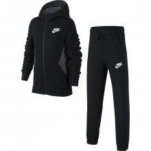 Nike B Nsw Trk Suit Core černá 146