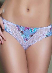 Dámské kalhotky Parfait 4103 Delphine XL Světle modrá