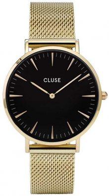 Cluse La Bohème Mesh Gold/Black CL18110