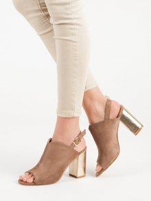 Dámské sandály 4654
