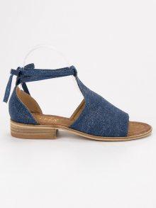 VINCEZA Dámské sandály MIS19-19000BL