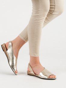 Dámské sandály 4578