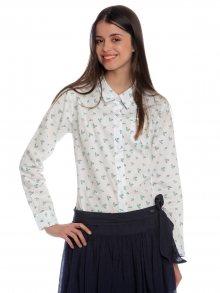 Brakeburn Dámská košile BBLSHT00606_ss15 bílá\n\n