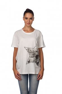 Pepe Jeans Dámské tričko Alison_aw15 bílá\n\n