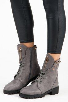 BESTELLE Dámské kotníkové boty H99-17G