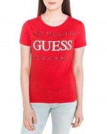Triko Guess | Červená | Dámské | XS