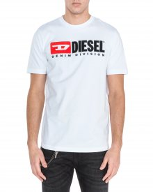 Just Division Triko Diesel | Bílá | Pánské | L