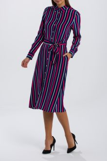 ŠATY GANT O1. FLUID STRIPED DRESS
