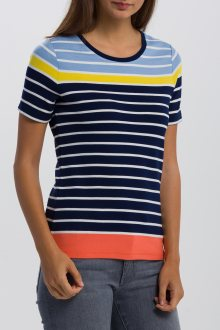 TRIČKO GANT O2. MULTISTRIPED TOP