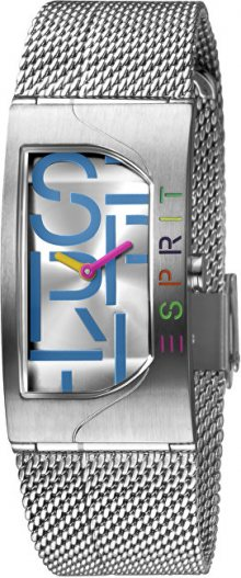 Esprit Houston Bold Silver Blue ES1L046M0055