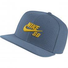 Nike U Pro Cap modrá Jednotná