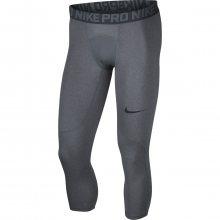 Nike M Np Tght 3Qt šedá L