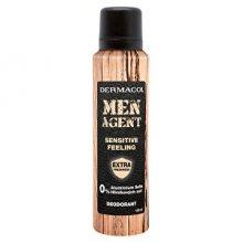 Dermacol Men Agent Sensitive Feeling deospray 150 ml