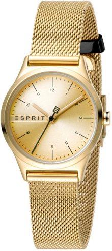Esprit Essential Mini Gold Mesh ES1L052M0065