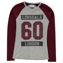 Dámské stylové tričko Lonsdale