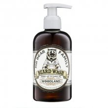 Mr. Bear Šampon na vousy Woodland (Beard Wash) 250 ml