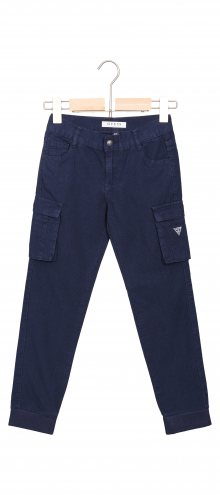Kalhoty dětské Guess   Modrá   Chlapecké   7 let