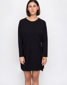 Makia Current Long Sleeve Dress Black S